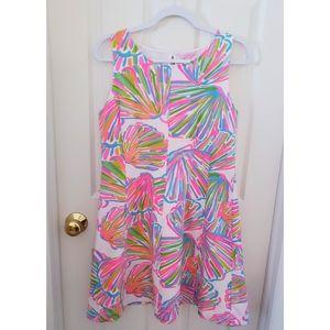 Lilly Pulitzer Felicity Resort Dress Shellabrate